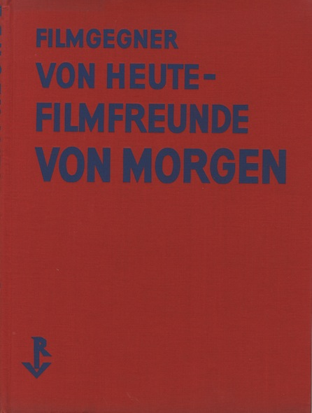 hans richter film essay Directed by artavazd peleshian monumental picture exploring the identity and fate of the armenian nation.