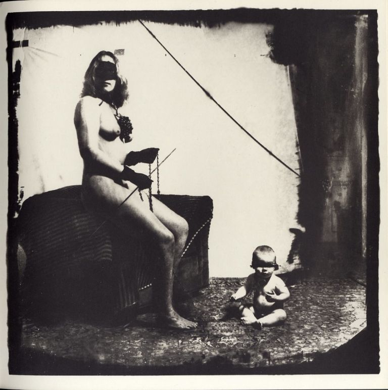 joel peter witkin inspiration