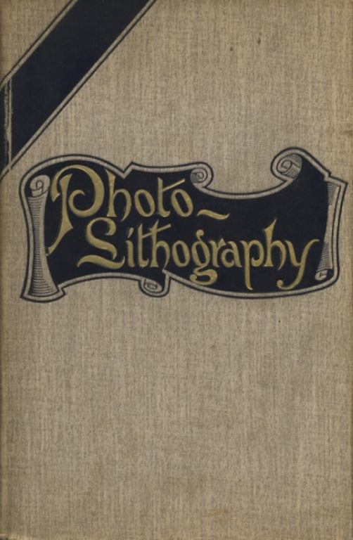 PHOTO-LITHOGRAPHY.; Translated by E.J. Wall. Georg Fritz.