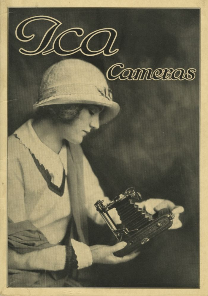 ICA CAMERAS.; [cover title]. Ica A. G.