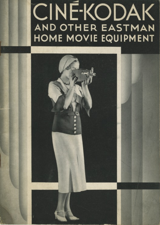 CATALOG OF CINÉ-KODAK HOME MOVIE EQUIPMENT.; HOW THE PLEASURE OF MAKING AND SHOWING YOUR OWN MOVIES MAY BE ENJOYED. Eastman Kodak Company.