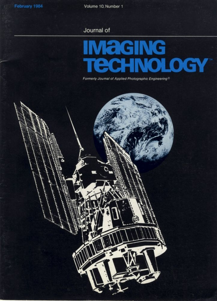 JOURNAL OF IMAGING TECHNOLOGY:; OFFICIAL PUBLICATION OF THE SOCIETY OF PHOTOGRAPHIC SCIENCES AND ENGINEERS.