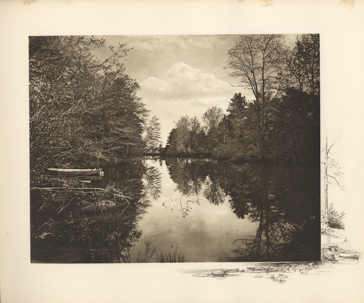 OUR NEW ENGLAND; HER NATURE DESCRIBED BY ...AND SOME OF HER FAMILIAR SCENES ILLUSTRATED. Hamilton Wright Mabie.