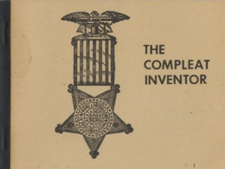 THE COMPLETE INVENTOR:; CONSISTING OF A VALUABLE COMPENDIUM OF THE LIFE AND WORK OF EOLIUS T. (BOB) HOBBS. EMINENT GENIUS AND MODEL MAKER (1898-99). Roy R. Behrens.