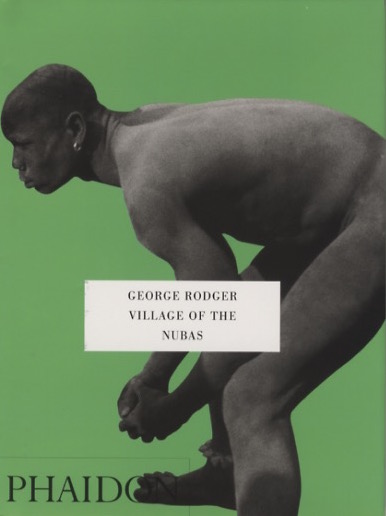 VILLAGE OF THE NUBAS. George Rodger.