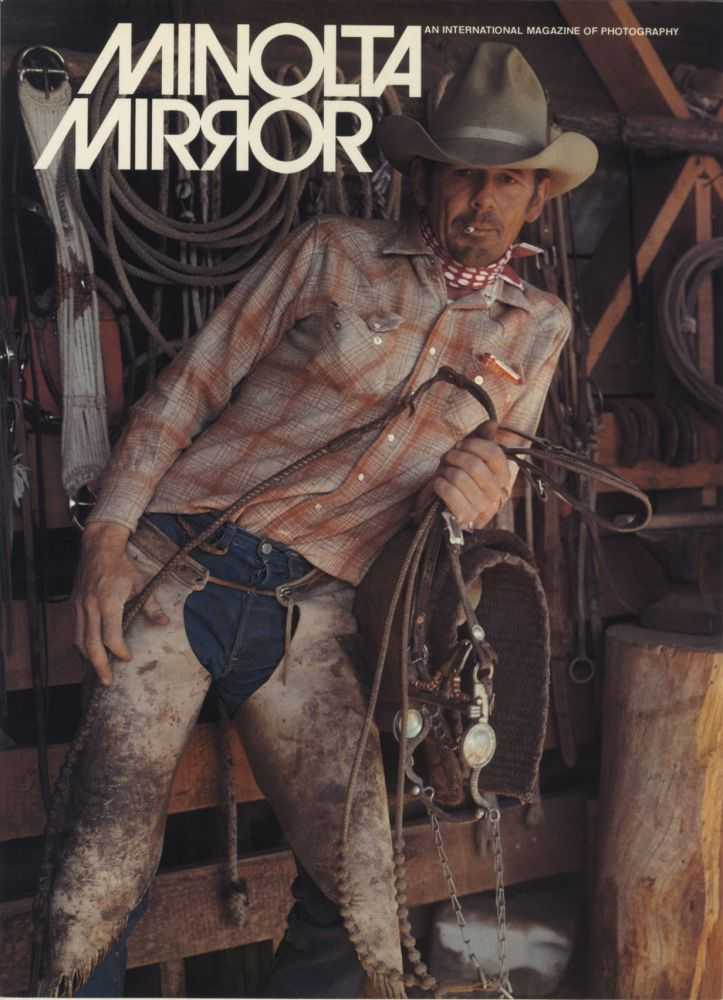 MINOLTA MIRROR:; AN INTERNATIONAL MAGAZINE OF PHOTOGRAPHY.