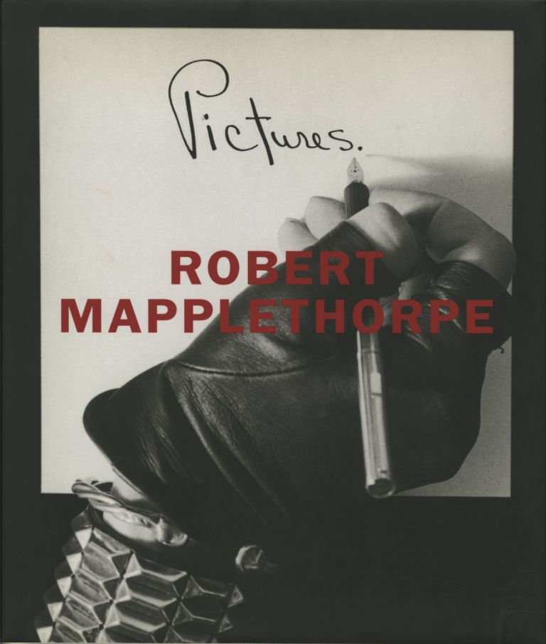 PICTURES.; Edited and Designed by Dimitri Levas. Robert Mapplethorpe.