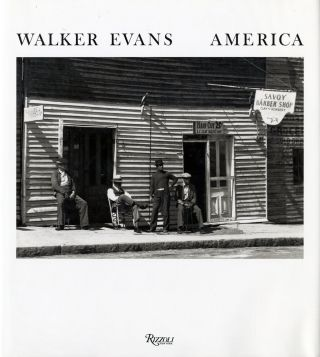 WALKER EVANS - AMERICA.; With an essay by Michael Brix. Michael Brix, Birgit Mayer.