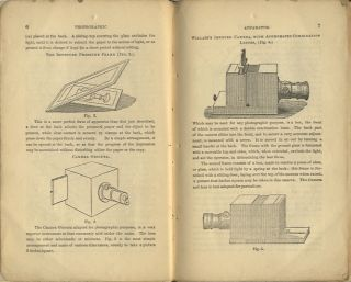 Plain directions for obtaining photographic pictures by the calotype, energiatype, and other processes on paper, including the chrysotype, cyanotype, chromotype, etc. etc. with all the latest improvements.