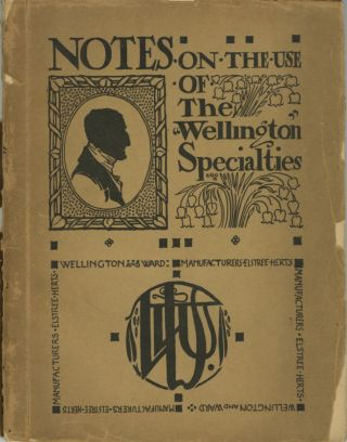 WELLINGTON PHOTOGRAPHIC PLATES, PAPERS AND FILMS, AND HOW TO WORK THEM. Wellington, Ltd Ward