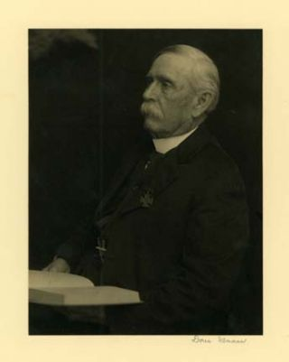 """H.M. WHARTON, CIVIL WAR VETERAN, WRITER, AND PRESBYTERIAN MINISTER"" Doris Ulmann"
