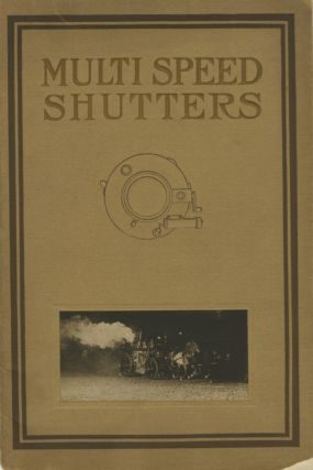 MULTI SPEED SHUTTERS FOR THE PROFESSIONAL AND AMATEUR PHOTOGRAPHER. Multi Speed Shutter Co