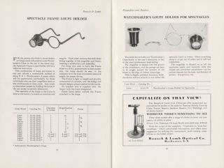 BAUSCH & LOMB MAGNIFIERS AND READERS