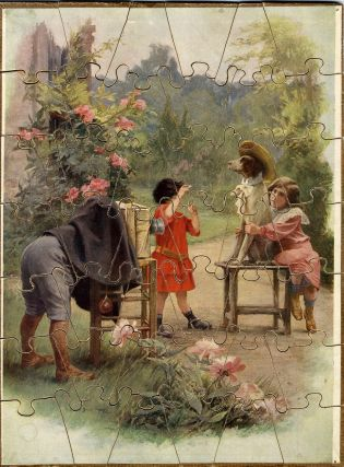 VICTORIAN JIGSAW PUZZLES