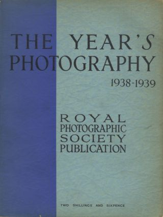 THE YEAR'S PHOTOGRAPHY