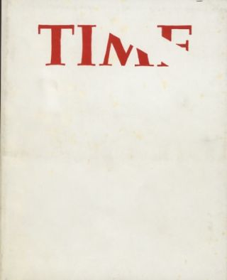TIME: A DOCUMENTRACINGS. Thomas Ockerse.