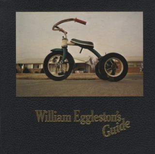 WILLIAM EGGLESTON'S GUIDE.; Essay bu John Szarkowski. William Eggleston