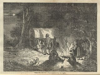 INCIDENTS AND SKETCHES CONNECTED WITH THE EARLY HISTORY AND SETTLEMENT OF THE WEST. WITH NUMEROUS ILLUSTRATIONS.