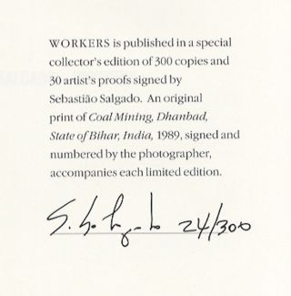 WORKERS: AN ARCHAEOLOGY OF THE INDUSTRIAL AGE.