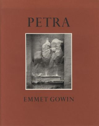 PETRA, IN THE HASHEMITE KINGDOM OF JORDAN. Emmet Gowin.