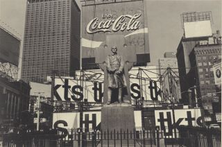 THE AMERICAN MONUMENT.; Afterword by Leslie George Katz.