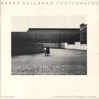 HARRY CALLAHAN: PHOTOGRAPHS.; Introduction and appreciation by Keith Davis. Harry Callahan