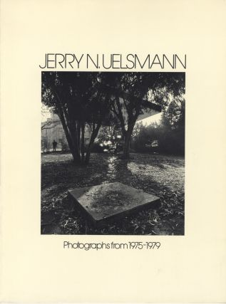 JERRY N. UELSMANN: PHOTOGRAPHS FROM 1975-1979.; Essay by Jim Enyeart. UELSMANN, Steven Klindt