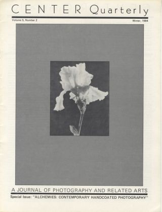 CENTER QUARTERLY.; A JOURNAL OF PHOTOGRAPHY AND RELATED ARTS