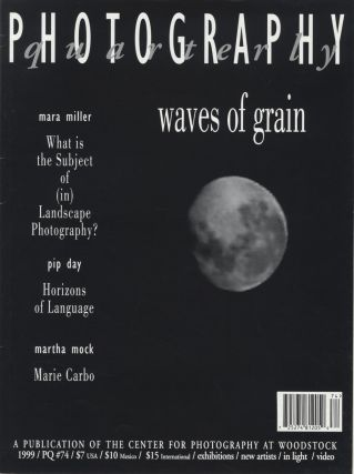 CENTER QUARTERLY.; A JOURNAL OF PHOTOGRAPHY AND RELATED ARTS.
