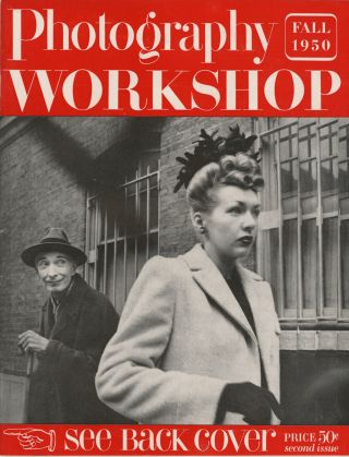 PHOTOGRAPHY WORKSHOP.; A MAGAZINE FOR THE CREATIVE PHOTOGRAPHER.