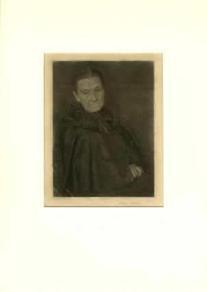 """AN OLD WOMAN"" MENNONITE WOMAN, PENNSYLVANIA. Doris Ulmann"