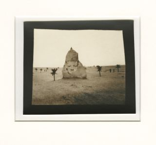 "UNTITLED [SPHINX] #9; ""EXPEDITION"", CHICAGO 1979. Ruth Thorne-Thomsen"