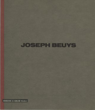JOSEPH BEUYS. IDEAS AND ACTIONS. Joseph Beuys
