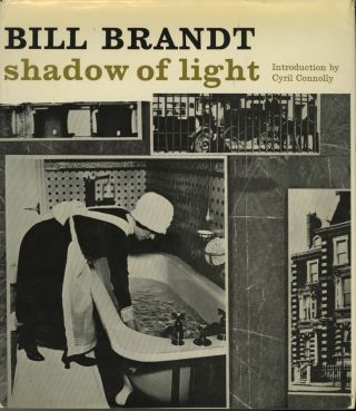 SHADOW OF LIGHT. A COLLECTION OF PHOTOGRAPHS FROM 1931 TO THE PRESENT.; Introduction by Cyril...