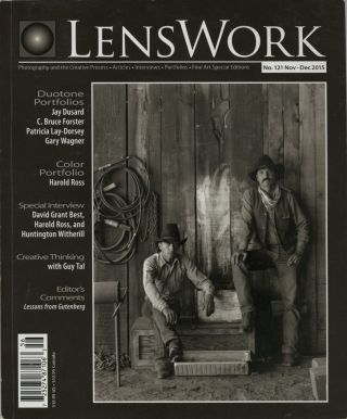 LensWork :; Articles for Creative Photographers. Brooks Jensen.